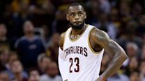 Could Free Agent LeBron James Leave the Cavs?