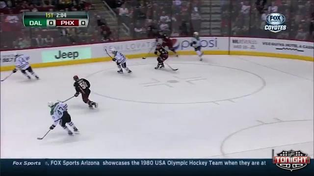 Dallas Stars at Phoenix Coyotes - 02/04/2014
