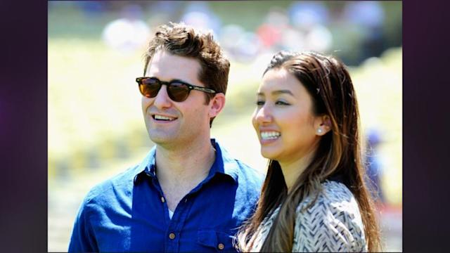 Matthew Morrison Is Feeling Gleeful About Wedding Staying In The Distance!