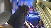Raw: Passenger Assaults Wash Bus Driver