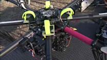 TONIGHT @ 11: Inside the high tech world of drones