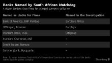 Traders at BofA to Credit Suisse Named in Rand-Conspiracy Probe