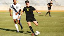 WCC Men's Soccer Player of the Week: September 1st