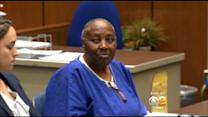 Woman, 74, released after serving 32 years for murder she did not commit
