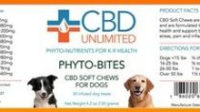 Endexx Launches CBD Soft Chews for Dogs