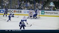 Teddy Purcell snaps it home on power play