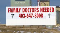 Doctor shortage plagues rural Alberta