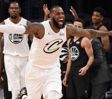 LeBron James Reveals His All-Star Team's Draft Order After A Win Over Stephen Curry
