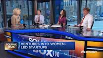 Ventures into women-led startups