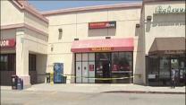 Robbery at Wells Fargo