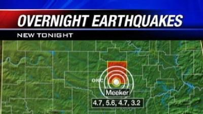 2 More Aftershocks In Okla. From 5.6 Earthquake