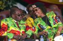 Zimbabwe ex-leader Mugabe on 1st trip abroad since resigning