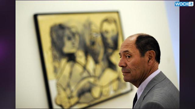 Son Of Picasso Cries Foul Over Paris Museum Delay