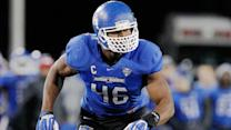 2014 NFL Draft - No. 5, Oakland Raiders select LB Khalil Mack, Buffalo