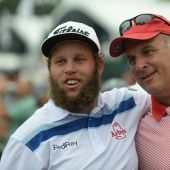 Andrew 'Beef' Johnston's Party Continues at PGA Championship