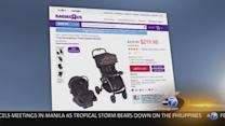 Consumer Reports: Kids' travel system