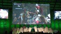 Ryse: Son of Rome - Silencing the Barbarians -Stage Demo - EB Expo 2013