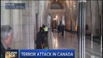 Canadian gunman named