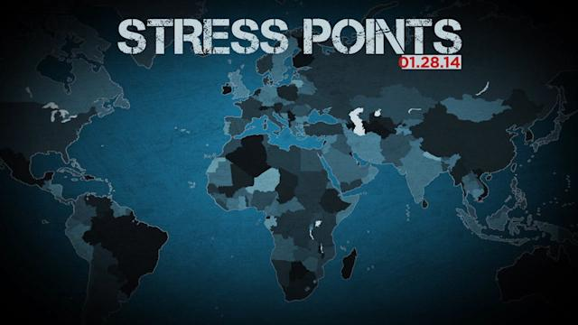 STRESS POINTS