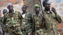 Central African Republic Rebels Demand Partition In Brazzaville Talks