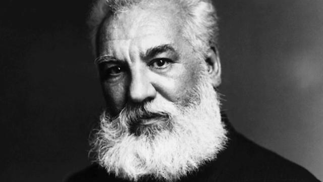 Alexander Graham Bell's voice ID'd on early wax recording