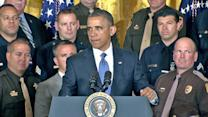 Obama honors 12 LAPD, other national officers with TOP COPS Award