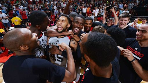 Bulls cap perfect Summer League with title on Denzel Valentine buzzer beater