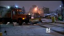 Road Crews Prepare For More Snow