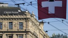 Credit Suisse's First-Quarter Equities Slump Drives Trading Miss