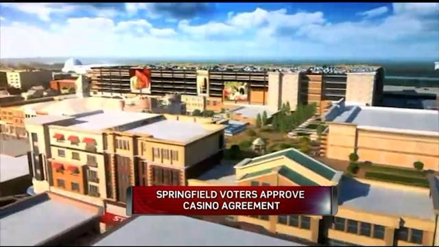 Springfield Voters Approve Casino Plan