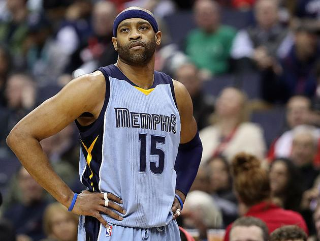 The NBA has never seen a 40-year-old like Vince Carter