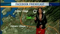 Facebook Friendcast: Marie Kanealii-Ortiz