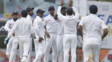 India bowled out 600 against SL in 1st Innings (Scorecard)