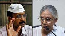 """Sheila's office asks Kejriwal to stop """"cheap gimmicks"""""""