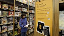 For nearly every bookstore Barnes & Noble loses this year, Amazon will open a new one