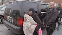 5-year-old girl interviewed, search for abductor continues (PHOTOS)