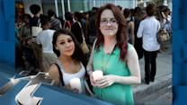 Vancouver Breaking News: Fans and Loved Ones Remember Cory Monteith at Memorial Vigil