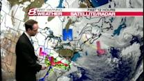 Paul's Tuesday afternoon forecast