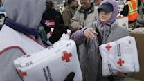 Red Cross responds to frustrated Sandy victims
