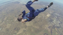 Skydiving instructor rescues student having seizure at 9,000 feet