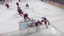 Did Rangers get away with goalie interference on Carey Price?