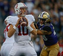 Keller Chryst to replace Ryan Burns at QB for Stanford vs. Arizona