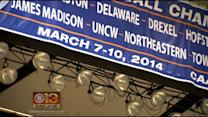 4-Day CAA Basketball Tournament Coming Downtown