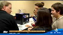 Students get hands-on learning in STEM subjects