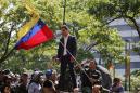 Key events leading toward uprising in Venezuela