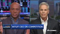 Intuit CEO: 3 solutions for the cloud
