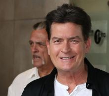 Charlie Sheen Offers to Throw First Pitch at World Series