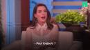 Anne Hathaway a décidé de ne plus boire d'alcool, elle dit pourquoi