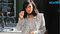 Kim Kardashian Steps Out With a Dramatic New Look