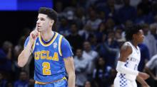 Lonzo Ball's father says the UCLA freshman guard will 'only play for the Lakers'
